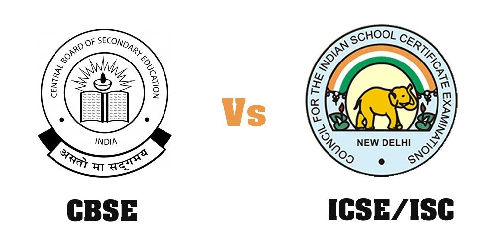 cbse vs icse