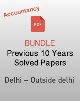 CBSE 12th Accountancy last 10 years solved paper