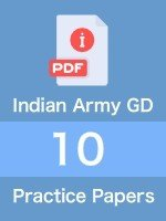 download sample question paper indian army gd bharti