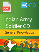 Indian Army Written Exam Important Questions Answers & Previous Year
