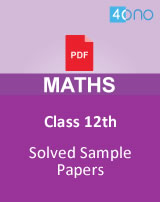 CBSE 12th Maths sample papers