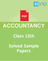 CBSE 12th Commerce Sample Papers PDF - All Subjects