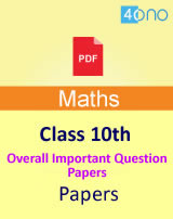 class 10 maths sample paper