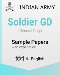 Indian army GD 10 Solved Hindi/English papers